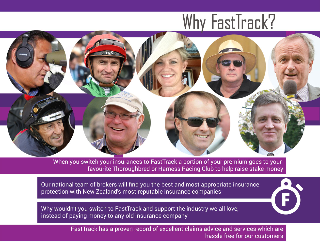 Why FastTrack